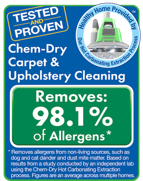 chem dry removers allergen test results arnold md